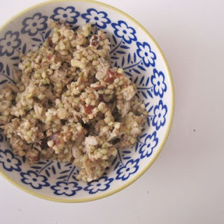 Crunchy Buckwheat Granola.