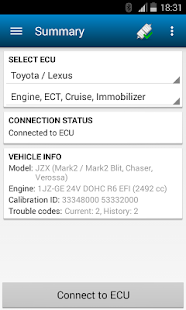 ELMScan Toyota- screenshot thumbnail