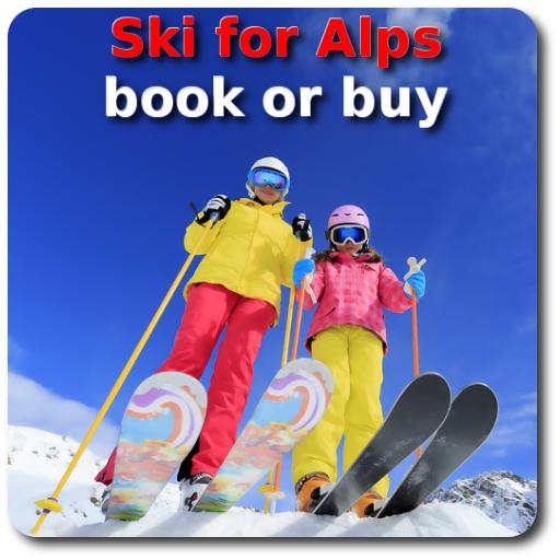 Rent Ski Alps: Good Weather! LOGO-APP點子
