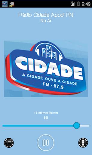 Radio Cidade - Apodi - Rn