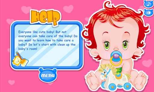 玩休閒App|寶寶的房間清理免費|APP試玩