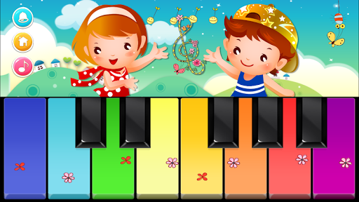 Baby Piano Musical Game