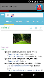 Tu Dien Anh Viet-English Dict- screenshot thumbnail
