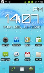 HydroTilt Live Wallpaper screenshot 3