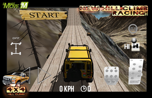 4x4 Hill Climb Maximum Racing