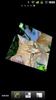 Screenshot of Slideshow Cube Wallpaper Lite