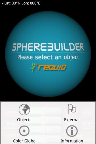 Sphere Builder - screenshot