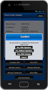 ServiceWorks- screenshot thumbnail
