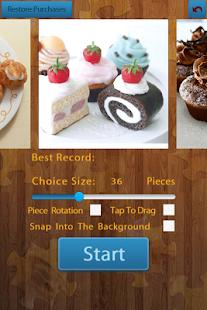 Desserts Jigsaw Puzzles- screenshot thumbnail