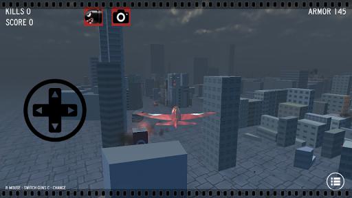 空中戰爭:現代城市