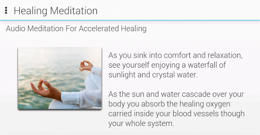 Guided Meditations Lite