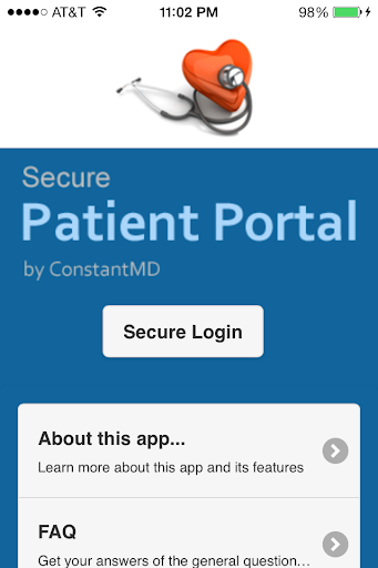 Patient Portal by ConstantMD