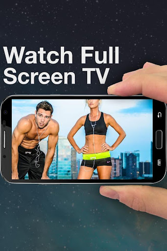 Endless Fitness: Watch TV