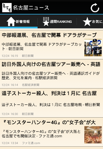 名古屋まとめニュース