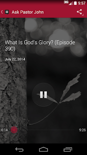 Ask Pastor John - screenshot thumbnail