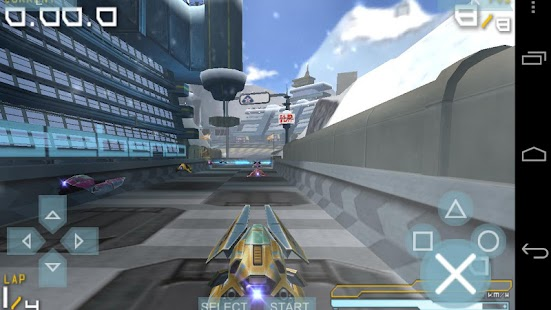 PPSSPP - PSP emulator - screenshot thumbnail