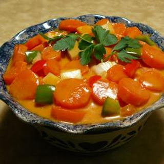 Aunt Dorothy's Marinated Carrot Salad