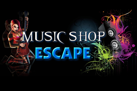 Music Shop Escape - screenshot thumbnail