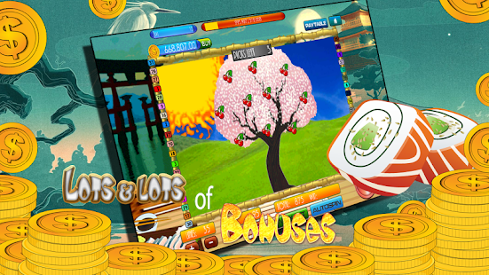 Sushi Slots 777 screenshot