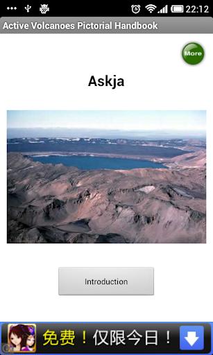 Active Volcanoes Handbook