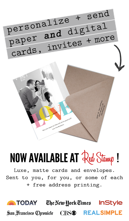 Red Stamp Cards- screenshot