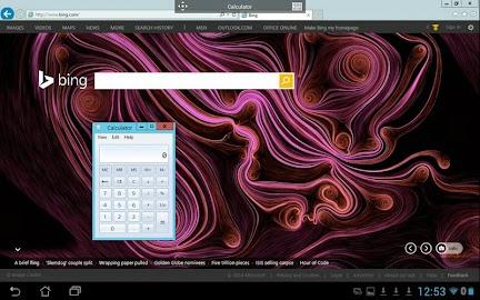 Microsoft Remote Desktop Scr