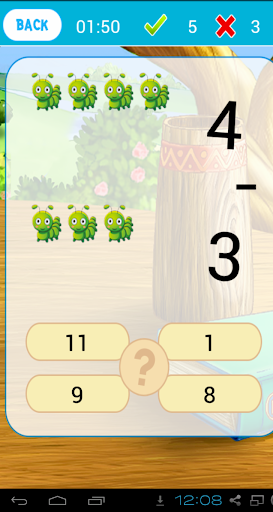 Kids Numbers Learning Game