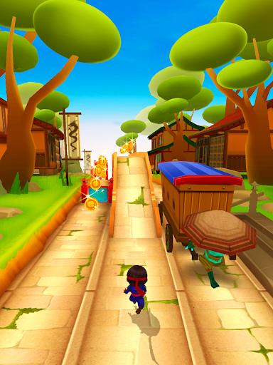 Ninja Kid Run Free - Fun Games 1.2.9 screenshots 6
