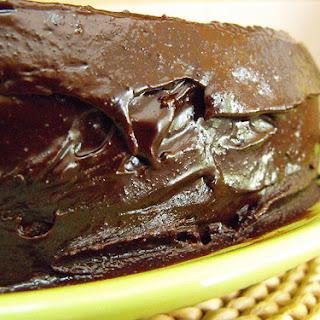 Chocolate Cake.