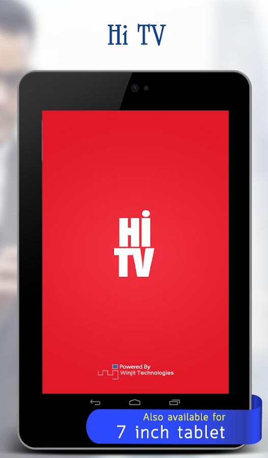 Hi TV- screenshot