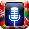 SPEECH TRANSLATOR LISTENED icon