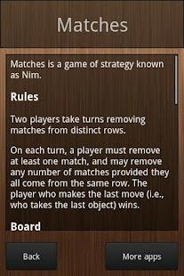 Matches- screenshot thumbnail