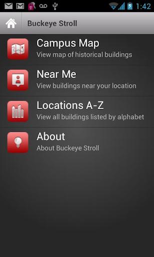 Buckeye Stroll