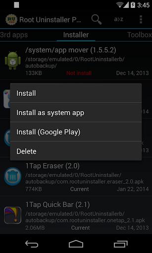 Root Uninstaller 8.5 screenshots 5