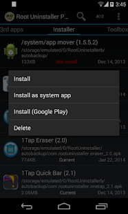 Root Uninstaller- screenshot thumbnail