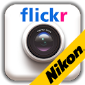 Nikon on Flickr icon