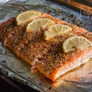 Perfectly Baked Salmon {& eCookBook News!}.
