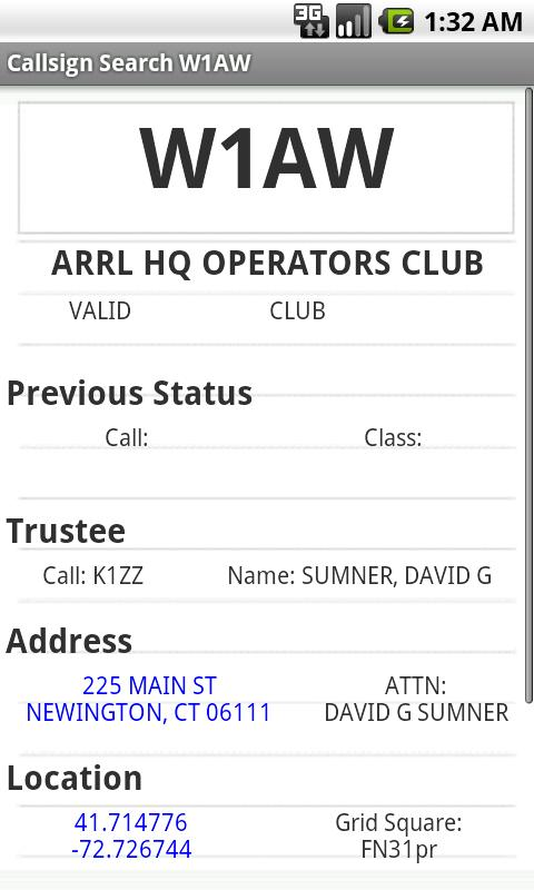 Ham Radio Tools- screenshot