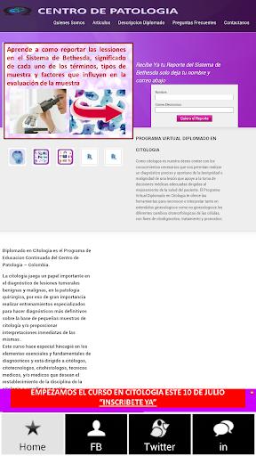 【免費教育App】Diplomado en Citologia-APP點子