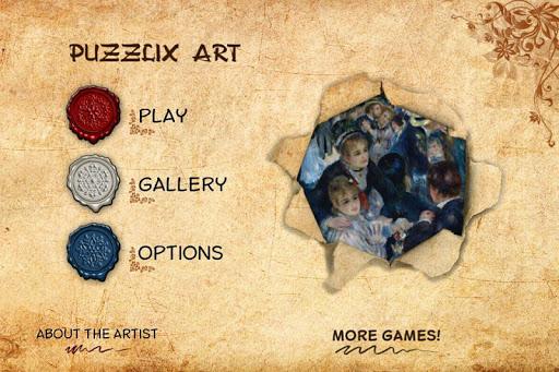 Puzzle Puzzlix: Renoir