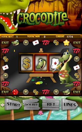 Crocodile HD Slot Machines