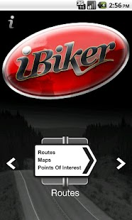 iBiker - screenshot thumbnail