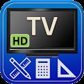 HDTV Calc Tools icon