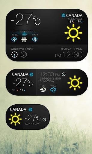 Easy Style GO Weather EX