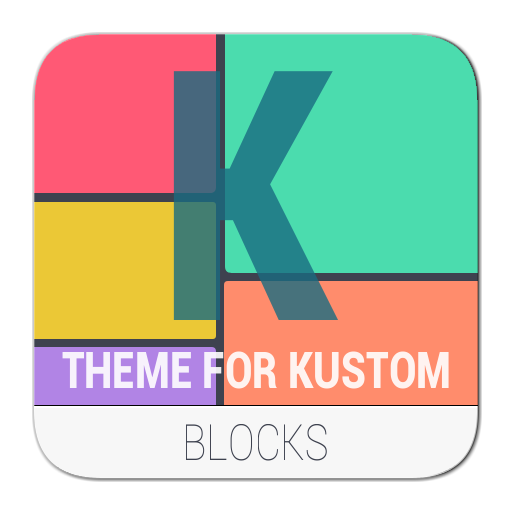 Blocks for Kustom KLWP