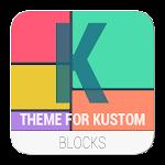 Blocks for Kustom KLWP