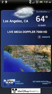 ABC7 Los Angeles Alarm Clock - screenshot thumbnail