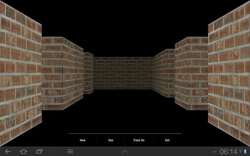 3D 迷宮