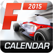 Formula 2015 Racing Calendar