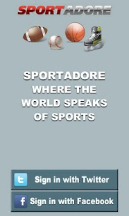 Sportadore - screenshot thumbnail
